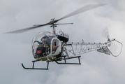 G-LHCI - Private Bell 47G aircraft