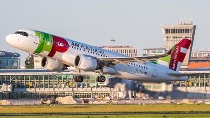 CS-TVJ - TAP Portugal Airbus A320 NEO