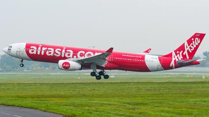 HS-XTG - AirAsia (Thailand) Airbus A330-300