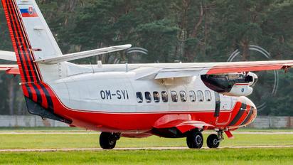 OM-SYI - Slovakia - Civil Aviation Authority LET L-410 Turbolet