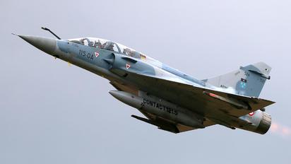 524 - France - Air Force Dassault Mirage 2000B