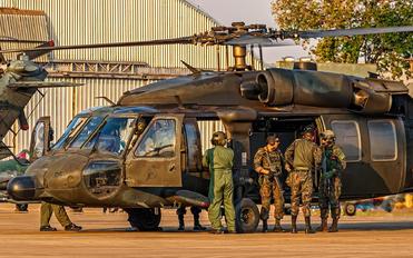 8905 - Brazil - Air Force Sikorsky H-60L Black hawk