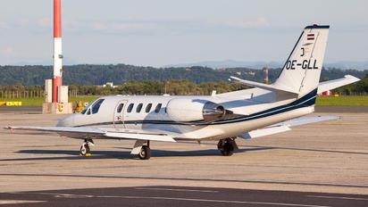 OE-GLL - Private Cessna 550 Citation Bravo