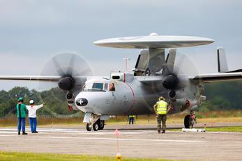 165455 - France - Navy Grumman E-2C Hawkeye