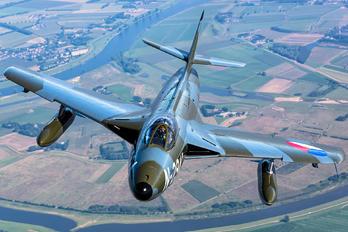 N-294 - Dutch Hawker Hunter Foundation Hawker Hunter F.6