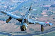 Dutch Hawker Hunter Foundation N-294 image