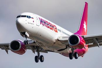VQ-BBQ - Izhavia Boeing 737-800