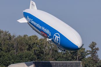 D-LZNT - Airship Ventures Zeppelin LZ N07-100 Airship