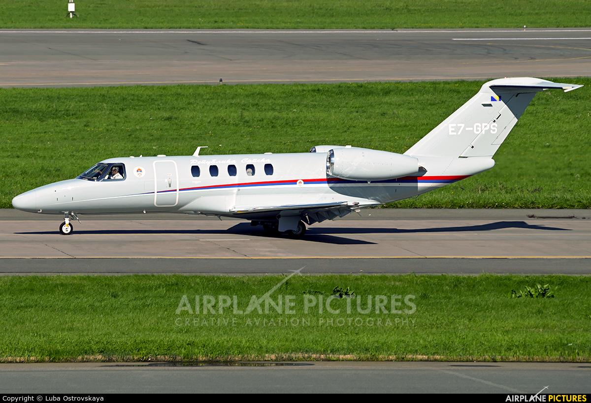 Serbia - Government E7-GPS aircraft at St. Petersburg - Pulkovo