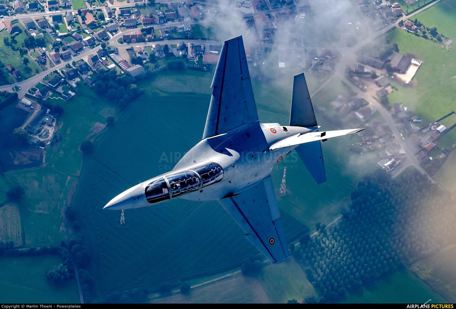 Italy - Air Force 61-13 aircraft at In Flight - Belgium