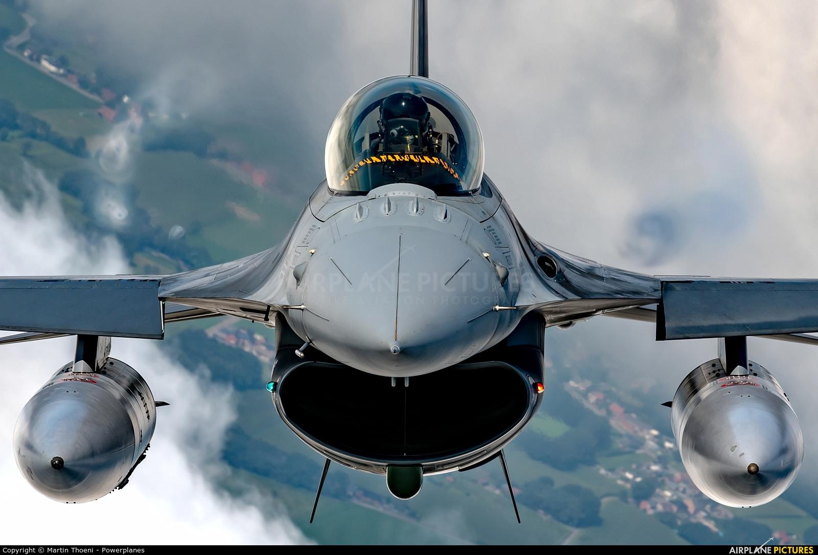 Belgium - Air Force FA-119 aircraft at In Flight - Belgium