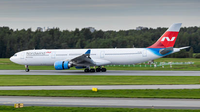 VP-BUI - Nordwind Airlines Airbus A330-300