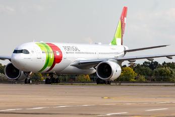 CS-TUS - TAP Portugal Airbus A330-900