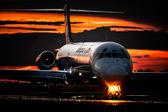 #2 Bulgarian Air Charter McDonnell Douglas MD-82 LZ-LDM taken by Marek Horák