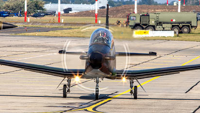 L9-61 - Slovenia - Air Force Pilatus PC-9M