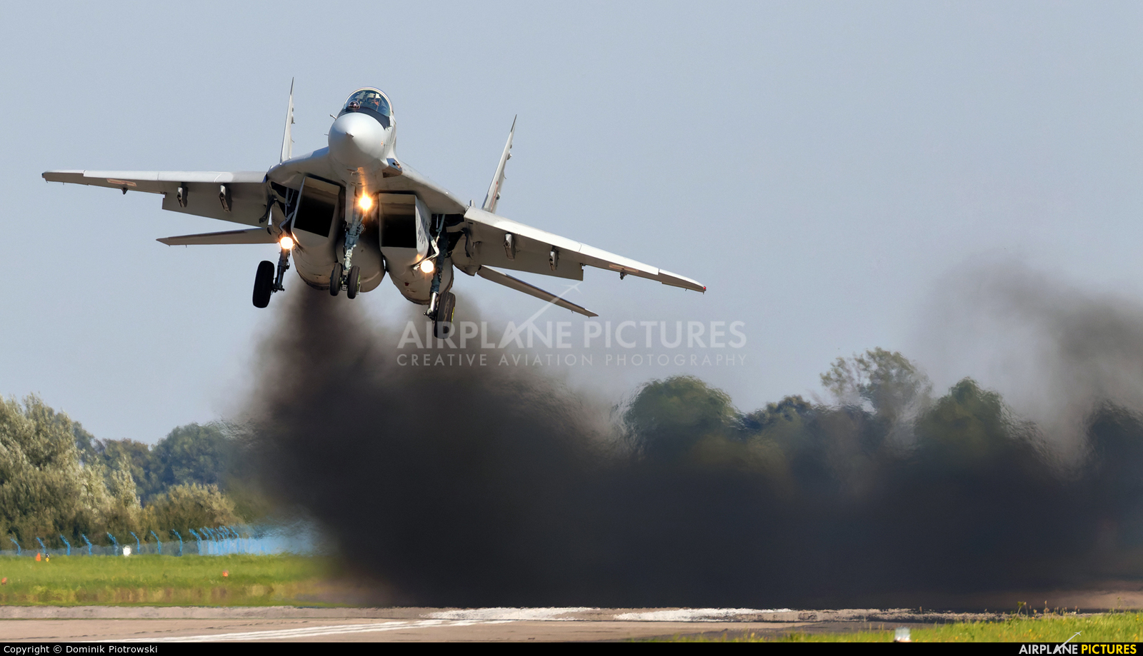 Poland - Air Force 4104 aircraft at Malbork