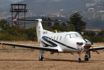 HB-FOS - Private Pilatus PC-12