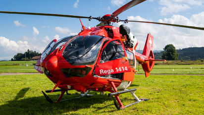 HB-ZQN - REGA Swiss Air Ambulance  Airbus Helicopters H145