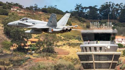 C.15-93 - Spain - Air Force McDonnell Douglas F/A-18A Hornet