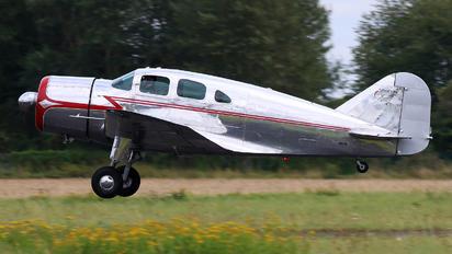 N47W - Private Spartan Aircraft (USA) 7W Executive