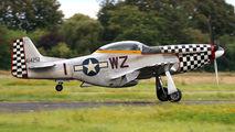 G-TFSI - Private North American TF-51D Mustang aircraft