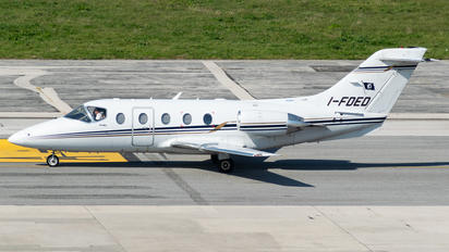 I-FDED - Private Hawker Beechcraft 400A Beechjet