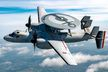 #4 France - Navy Grumman E-2C Hawkeye 165455 taken by Martin Thoeni - Powerplanes