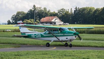 HB-CKB - Private Cessna 182 Skylane (all models except RG)