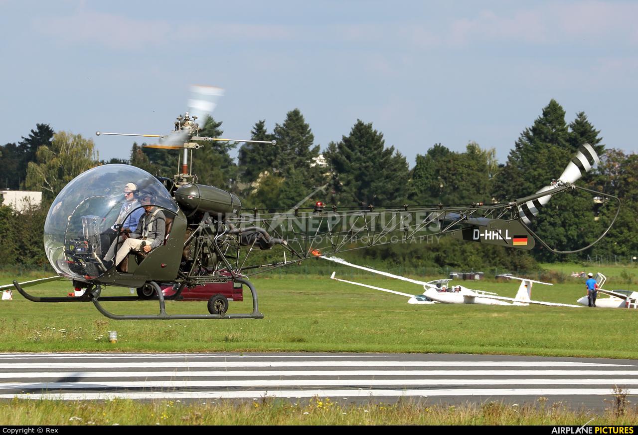 Private D-HHLL aircraft at Bonn - Hangelar