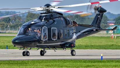 SP-SAT - Private Agusta Westland AW169