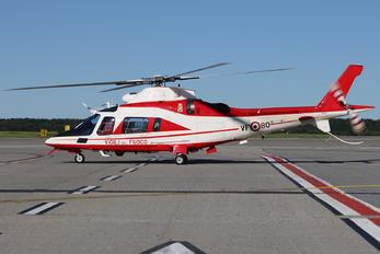 VF-80 - Italy- Vigili Del Fuoco Agusta / Agusta-Bell A 109E Power