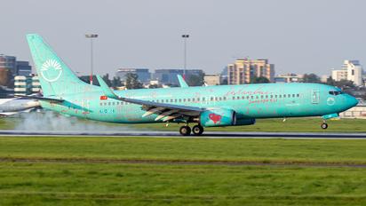 TC-SOZ - SunExpress Boeing 737-800