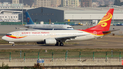 B-2675 - Hainan Airlines Boeing 737-800