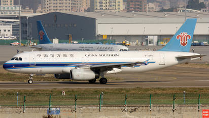 B-2368 - China Southern Airlines Airbus A320