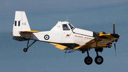 116 - Greece - Hellenic Air Force PZL M-18B Dromader