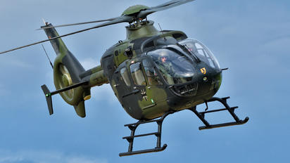 8255 - Germany - Air Force Eurocopter EC135 (all models)