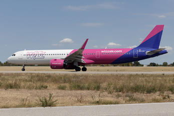 HA-LVL - Wizz Air Airbus A321 NEO