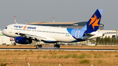 4X-ABT - Israir Airlines Airbus A320