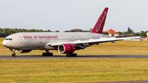 N819AX - Omni Air International Boeing 777-200ER aircraft