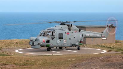 ZF562 - Royal Navy Westland Lynx HMA.8DSP