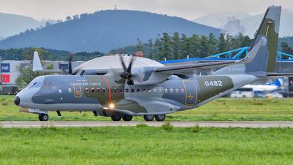 0482 - Czech - Air Force Airbus C-295MW