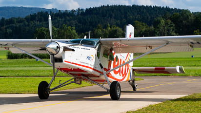 HB-FKL - Private Pilatus PC-6 Porter (all models)