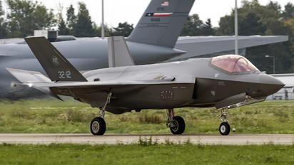 MM7362 - Italy - Air Force Lockheed Martin F-35A Lightning II