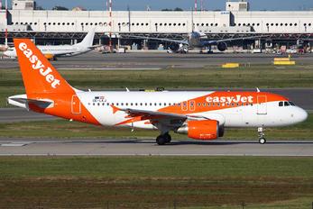 OE-LKJ - easyJet Europe Airbus A319
