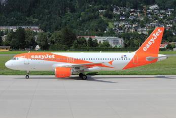 OE-ICV - easyJet Europe Airbus A320