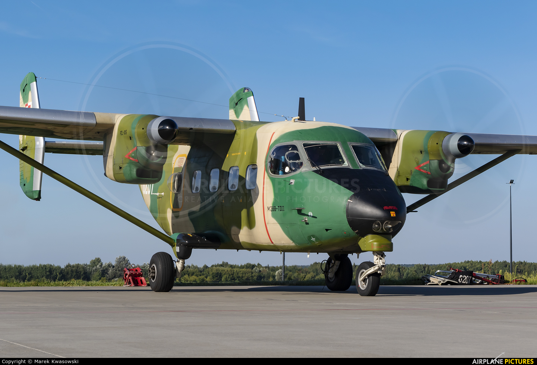 Poland - Army 0207 aircraft at Dęblin - Museum of Polish Air Force