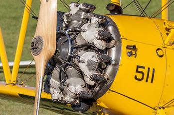 N4410 - Private Boeing Stearman, Kaydet (all models)