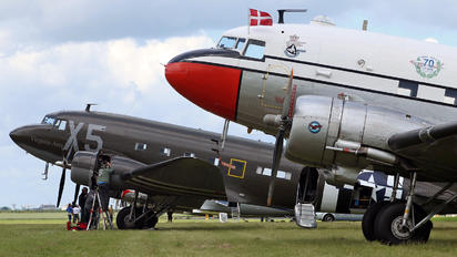 OY-BPB - Danish Dakota Friends Douglas C-47A Skytrain