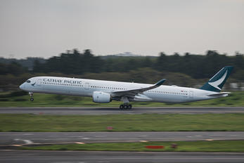 B-LXG - Cathay Pacific Airbus A350-1000