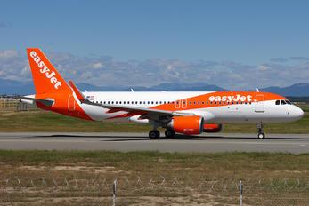 OE-IVZ - easyJet Europe Airbus A320